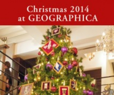 【11月〜12月イベント】christmas 2014 at GEOGRAPHICA